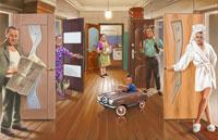 Правила проживания в коммунальных квартирах