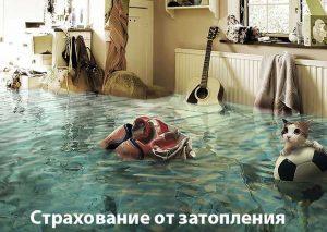 Страхование от затопления
